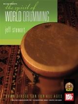 Stewart Jeff - The Spirit Of World Drumming - Percussion