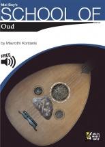 Kontanis Mavrothi - School Of Oud - Oud