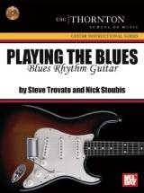 Trovato Steve - Playing The Blues - Blues Rhythm Guitar - Guitar Tab
