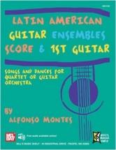 Montes Alfonso - Latin American Guitar Ensembles - Guitar