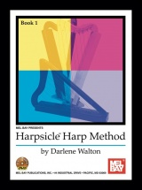 Walton Darlene - Harpsicle Harp Method, Book 1 - Harp