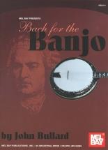 Bach J.s. For The Banjo - Banjo Tab