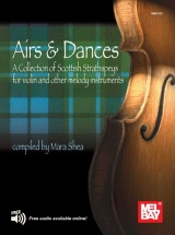 Shea Mara - Airs And Dances - Treble Clef Instruments