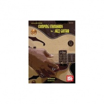 Ferguson Jim - Comping Standards For Jazz Guitar + Cd - Guitar