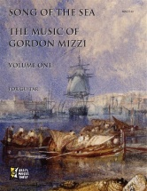 Mizzi Gordon - Song Of The Sea - Music Of Gordon Mizzi, Volume One - 1 - Guitar