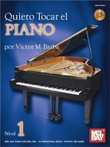 Barba Victor - Quiero Tocar El - Piano Solo