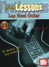 Leach Jay - First Lessons Lap Steel - Lap Steel