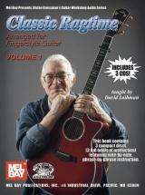 Laibman David - Classic Ragtime, Volume 1 - Guitar Tab