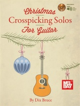 Bruce Dix - Christmas Crosspicking Solos For Guitar - Guitar