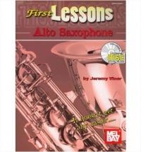 Viner Jeremy - First Lessons - Alto Saxophone