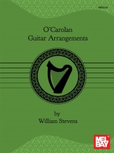 Stevensn William - O'carolan Guitar Arrangements - Guitar