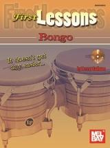 First Lessons Bongo + Cd - Bongos