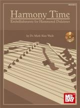 Wade Harmony Time Embellishments For Hammered Dulcimer + Cd - Dulcimer