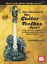Williams Jr Cal Introduction To The Guitar Toolbox Part 1 + Cd - Guitar