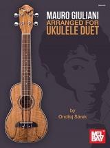 Mauro Giuliani Arranged For Ukulele Duets By Ondrej Sarek
