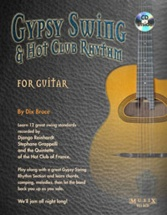 Bruce Dix - Gypsy Swing And Hot Club Rhythm For Guitar - Guitar