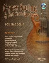 Bruce Dix - Gypsy Swing And Hot Club Rhythm For Mandolin - Mandolin