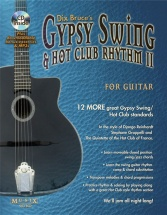 Bruce Dix - Gypsy Swing And Hot Club Rhythm Ii For Guitar - Guitar Tab