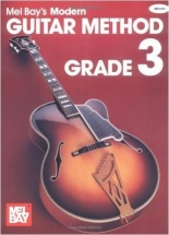 Bay Mel - Modern Guitar Method Grade 3 + Cd - Guitar