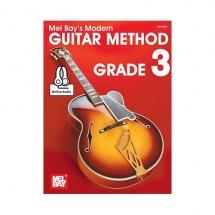 Bay Mel - Modern Guitar Method Grade 3 - Guitar