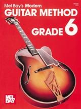 Bay Mel - Modern Guitar Method Grade 6 - Guitar