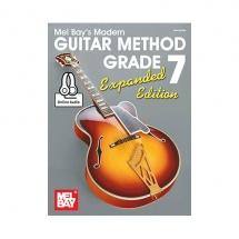 Bay William - Modern Guitar Method Grade 7, Expanded Edition - Guitar