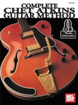 Flint T., Atkins Ch. - Complete Chet Atkins Guitar Method + Cd