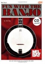 Bay Mel - Fun With The Banjo + Cd - Banjo