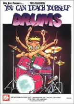 Morton James - You Can Teach Yourself Drums + Cd + Dvd - Drum Set