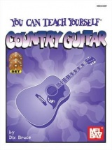 Bruce Dix - You Can Teach Yourself Country Guitar + Cd + Dvd - Guitar