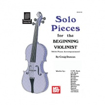 Duncan Craig - Solo Pieces For The Beginning Violinist - Violin
