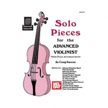 Duncan Craig - Solo Pieces For The Advanced Violinist - Violin