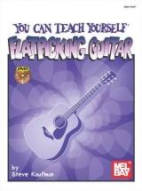 Kaufman Steve - You Can Teach Yourself Flatpicking Guitar + Dvd - Guitar