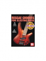 Matheos Chris - Reggae Grooves For Electric Bass + Cd - Electric Bass
