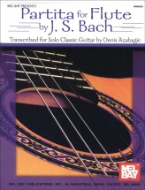 Bach J.s. - Partita For Flute By J. S. Bach - Guitar