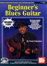Sokolow Fred - Beginner's Blues Guitar - Guitar
