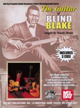 Mann Woody - Guitar Of Blind Blake - Guitar