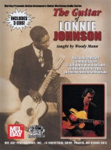 Mann Woody - Guitar Of Lonnie Johnson - Guitar