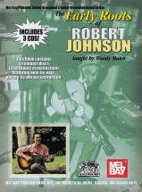 Mann Woody - Early Roots Of Robert Johnson - Guitar
