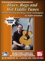 Grossman Stefan - Blues, Rags And Hot Fiddle Tunes - Guitar