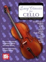 Spitzer Peter - Easy Classics For Cello - Cello