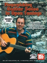 Grossman Stefan - Fingerpicking Guitar Solos In Open Tunings - Guitar