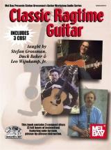 Grossman Stefan - Classic Ragtime Guitar - Guitar