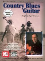 Grossman Stefan - Country Blues Guitar - Guitar