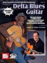 Grossman Stefan - Delta Blues Guitar - Guitar