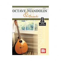 MCGANN JOHN - A GUIDE TO OCTAVE MANDOLIN AND BOUZOUKI + MP3 - MANDOLIN