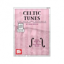 Duncan Craig - Celtic Fiddle Tunes For Solo And Ensemble, Viola, Violin 3 And Ensemble Score - Viola