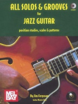 Ferguson Jim - All Solos And Grooves For Jazz Guitar - Guitar