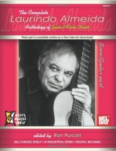Almeida Laurindo - Complete Laurindo Almeida Anthology Of Guitar And Flute Duets - Guitar