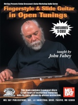 Fahey John - Fingerstyle And Slide Guitar In Open Tunings - Guitar